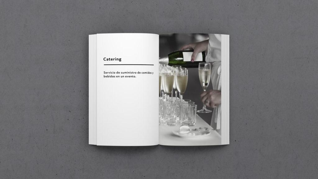 Definición de Catering-Qué es un Catering-MATERIA-EFIMERA-STANds