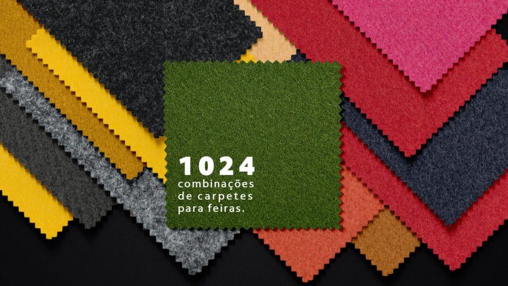 Carpete para stands, carpetes, carpetes para eventos e congressos, combinando carpetes