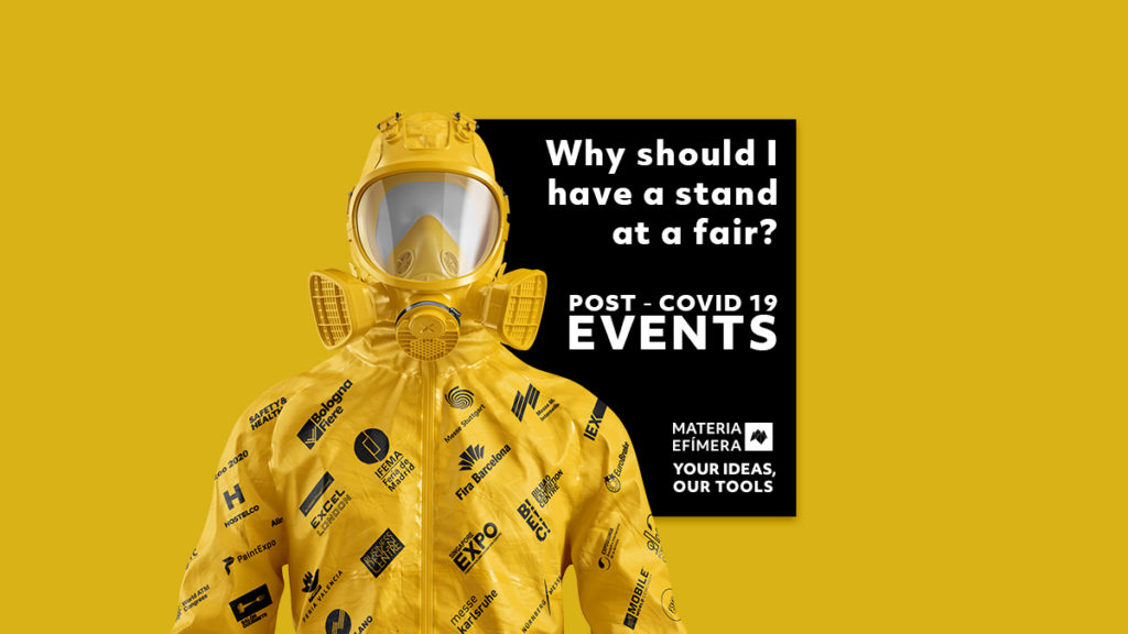 post-covid events-19-participation in fairs and events-stands- #donotcancel #posponeyourevent