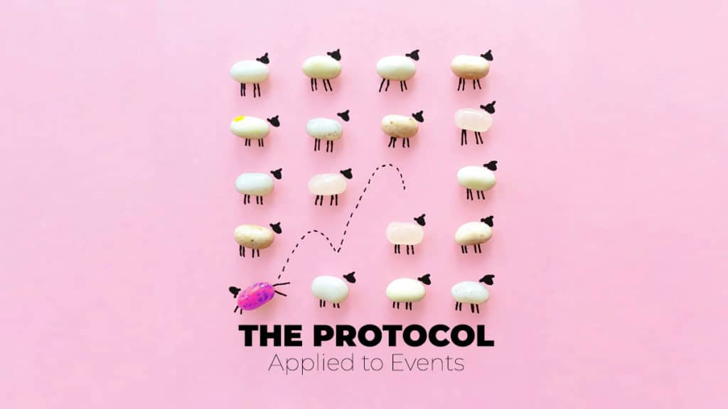 POST- the protocol applied to events-MATERIA-EFIMERA-STANDS- post
