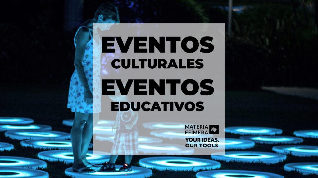 eventos culturales Y eventos educativos-MATERIA-EFIMERA-STANDS- post